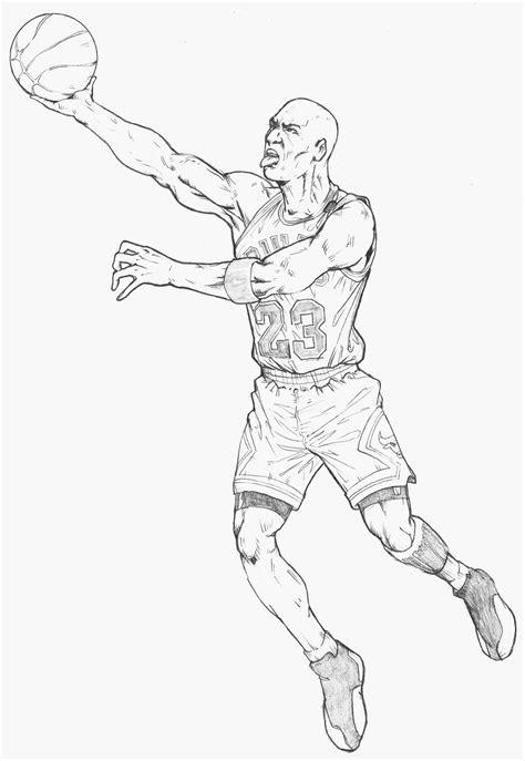 nba coloring pages michael jordan michael jordan by nicojeremia75 on deviantart
