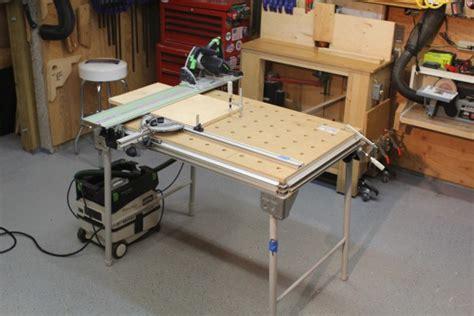 Festool Mft 3 Multifunction Table System Model 495315 A