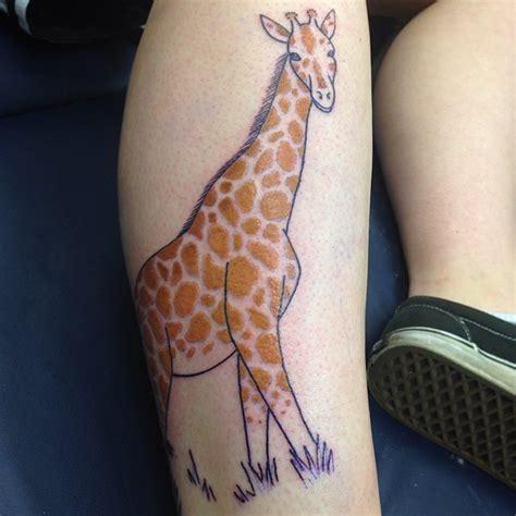 giraffe tattoo behind ear 50 elegant giraffe tattoo meaning and designs wild life