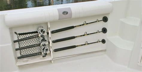 sailfish boat rod holders sailfish 270 wac review boat
