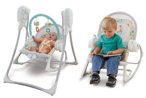 convertible baby swing fisher price smart stages power plus 3 in 1 swing n rocker