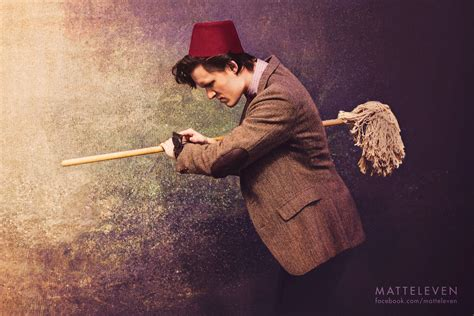 The Big Fez by 11th Doctor The Big By Matteleven On Deviantart