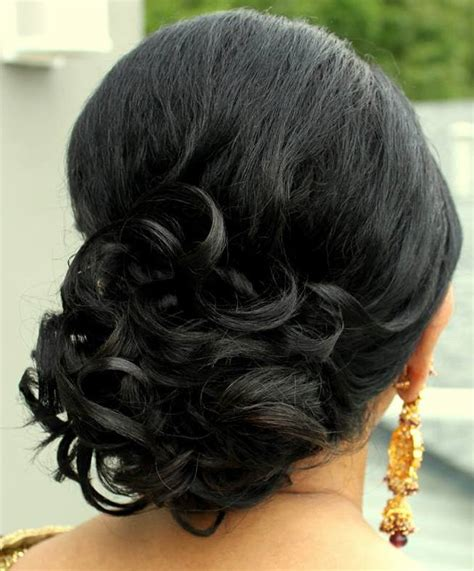hairstyles for buns indian look best different cute hairstyles for function best