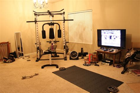 at home gym ideas home gym design tips and pictures