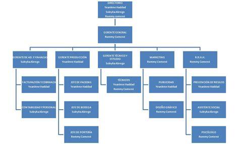 estructura de la dian organigrama