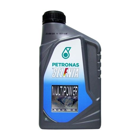 Oli Repsol 5w30 olio auto selenia multipower 5w30 1 lt