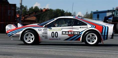 martini racing ferrari 74 best 308 gtb et gt4 images on pinterest ferrari race