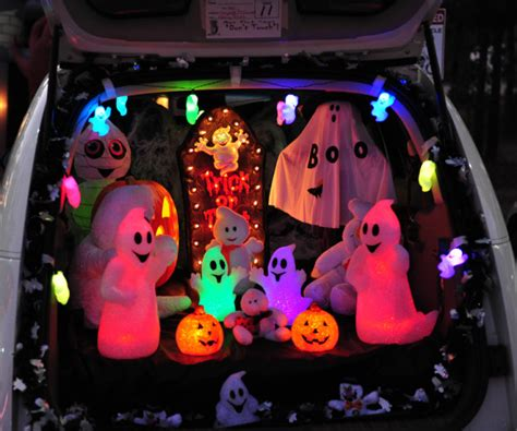 Decorate Your Car For - how to decorate your car for a trunk or treat babble