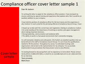 Corporate Compliance Officer Cover Letter by Personal Narrative Thesis Statement Exles