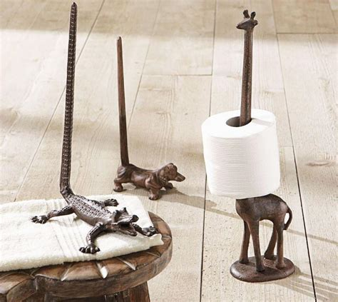 animal toilet paper holder giraffe toilet paper holder