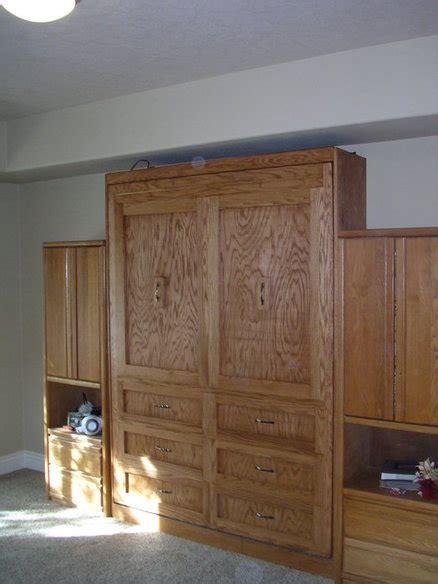 murphy bed  johnstoneb  lumberjockscom woodworking