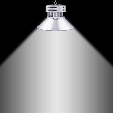 high bay light fixtures 150w 19 inch led high bay light fixture warehouse cool white