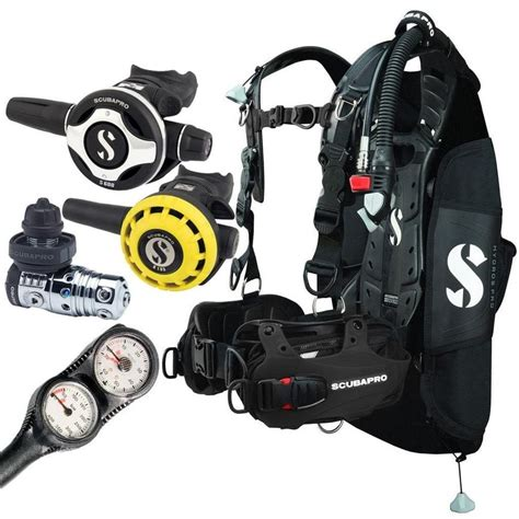 dive equipment packages scubapro dive equipment packages