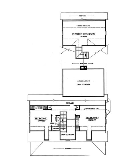 quail house plans quail ridge cottage home plan 128d 0003 house plans and more