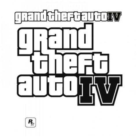 Grand Theft Auto 3 Logo by Grand Theft Auto Iv Logo