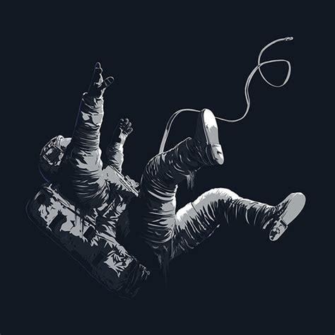 black hole gravity illustration iphone 6 plus hd wallpaper death by black hole freefall astronaut illustration on