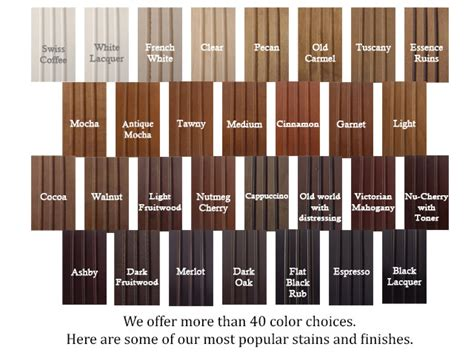 wood stain colors for kitchen cabinets cabinet finish colors platinum cabinetry in las vegas