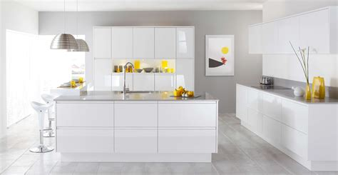 Contemporary White Kitchen Designs How To Beautify A White Kitchen Mozaico