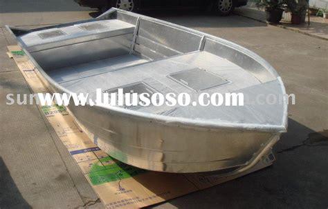 aluminum fishing boat improvements gagboat aluminum bass boat plans