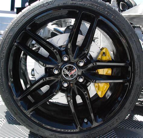2014 corvette wheels c7 corvette z51 suspension must for the performance
