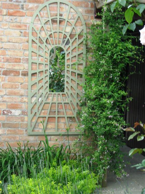 Landscape Supply Uk Large Outdoor Garden Mirror Rustic Design 3ft9 X