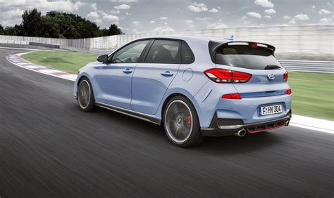 Auto Mit N by Hyundai I30 N Revealed Update Oz Launch Delayed Photos