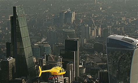 dhl siege dhl trumps drone service by bringing helicopters to the