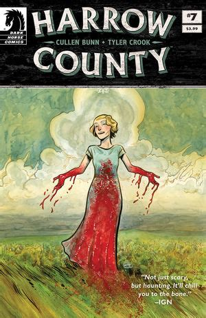 nemo rising books harrow county 7 comics review gamer