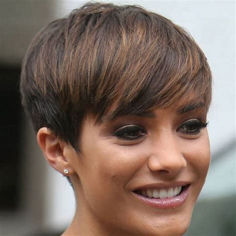 medium pixie cut hairstyle 21 lovely pixie cuts with bangs popular haircuts