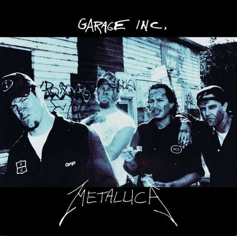 Garage Hits Of The 90s by Garage Inc Metallica Songs Reviews Credits Allmusic