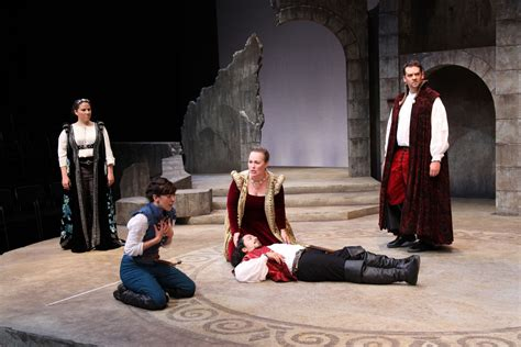 Romeo Juliet 7 theatre review osu s breakneck romeo and juliet