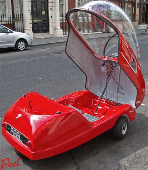 smallest cars built in 1962 the s smallest car has one door one