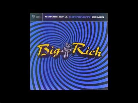 big and rich of a different color big and rich save a ride a cowboy hd
