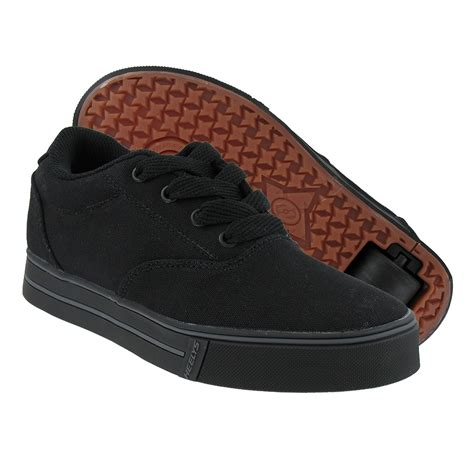 heelys shoes heelys shop heelys black launch skate shoes