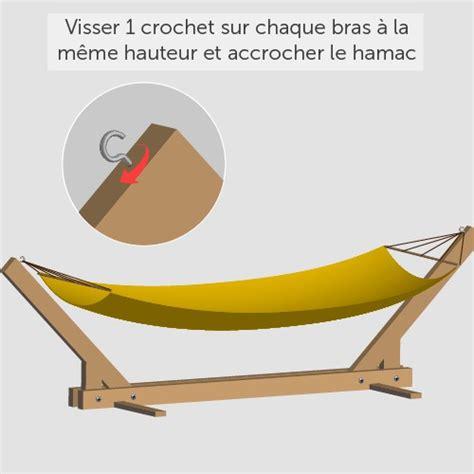 Plan Pour Fabriquer Support Hamac by Support Bois Hamac Excellent Support Hamac Chaise Joli