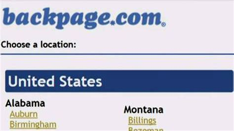 backpage com faces pimping money laundering charges