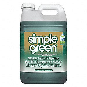 simple green cleanerdegreaser  gal jug sassafrass liquid concentrated  ea