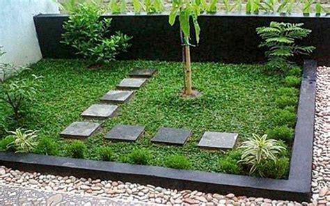 99 desain taman rumah minimalis dan jenis tanamannya