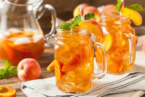 fruit tea how to make fruit infused iced tea that s for summer