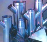 air handling systems dust collection spiral pipe