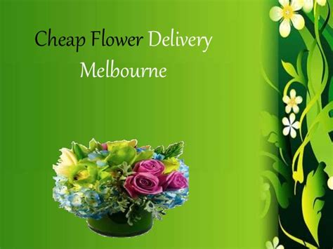 buy cheap in melbourne cbd same day flower