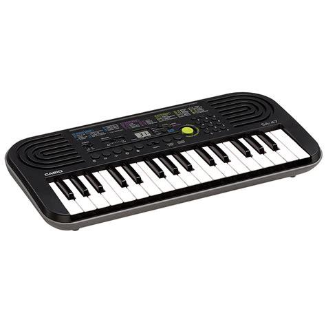 casio tastiere casio sa 47 171 tastiera