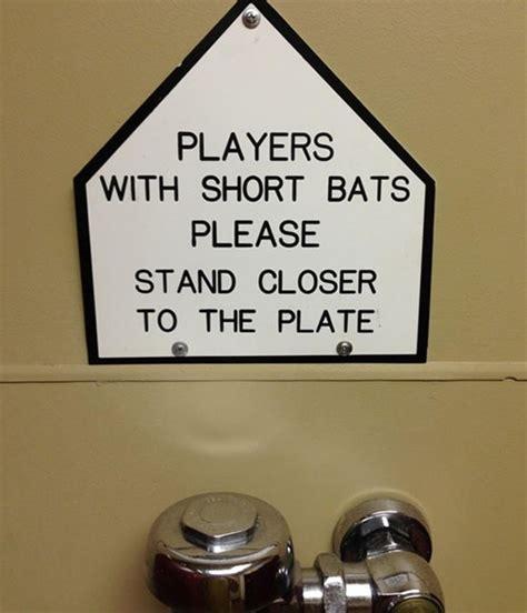 stupid bathroom signs 10 creative and funny bathroom signs health24