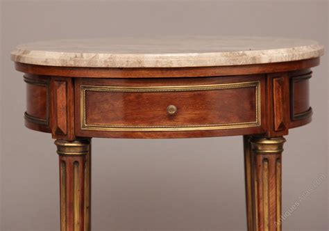antique marble top tables prices marble top l table antiques atlas