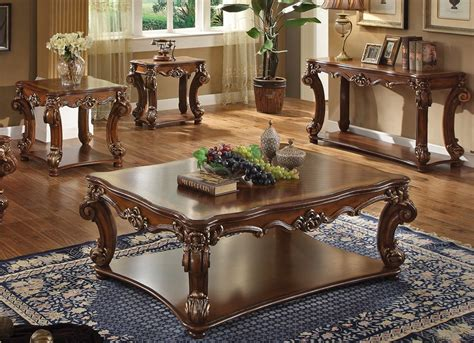 Coffee Tables Traditional Vendome Traditional Coffee Table