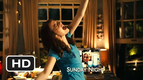 emma stone film clip easy a 2 movie clip a pocketful of sunshine 2010 hd
