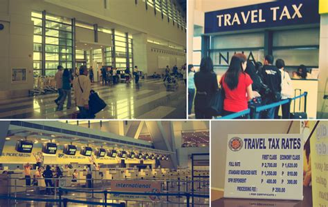 Philippine Airport Tax Rise by Image Gallery Travel Tax