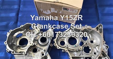 Reed Valvr Assy Harmonika Rx King Orginal Yamaha ch motorcycle store yamaha y15zr crankcase set