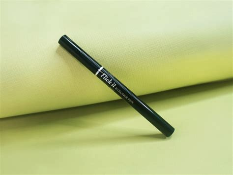 Eyeliner Lokal review just miss it eyeliner pen dari brand lokal