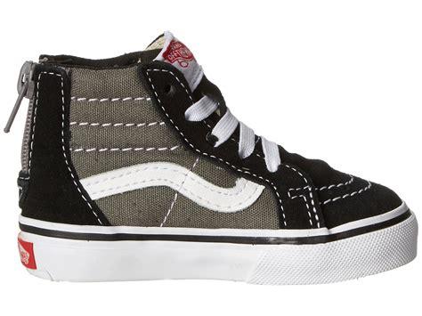 Sale Sepatu Vans Black Brown Size 36 39 vans high boots